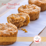 Keto Breakfast Biscuits