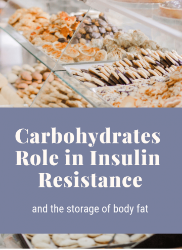 Carbohydrate's Role in Insulin Resistance